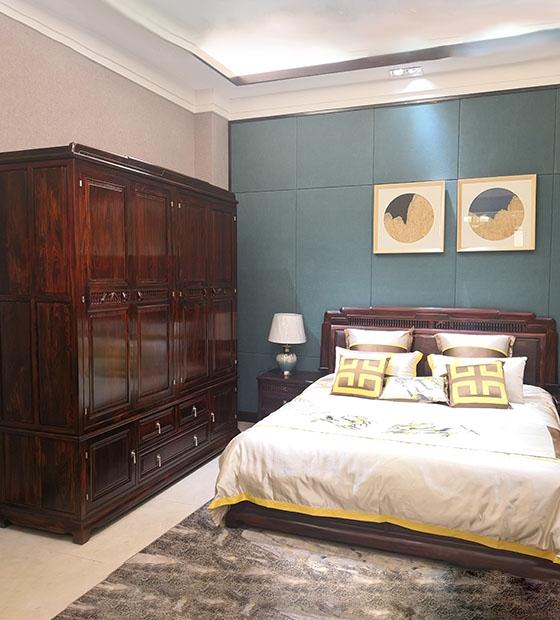 臥房紅木家具